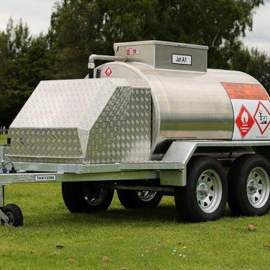 Aviation Trailer Tanks